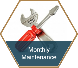 Web Design Monthly Maintenance