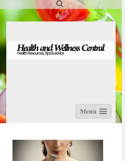 Health And Wellness Central - Health Resources, Tips & Advice
