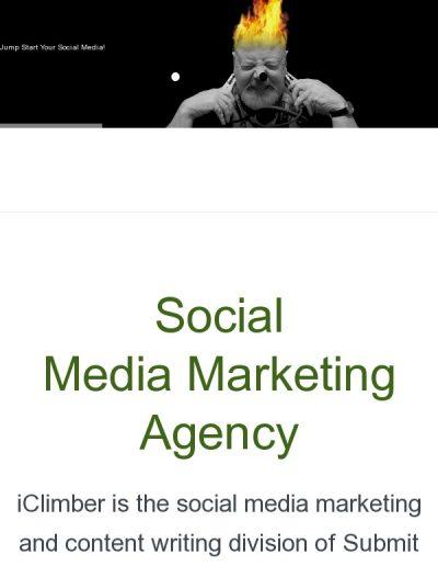 iClimber _ Social Media Marketing Service Los Angeles, Glendale, Burbank CA