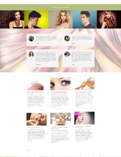 Danies Beauty Salon